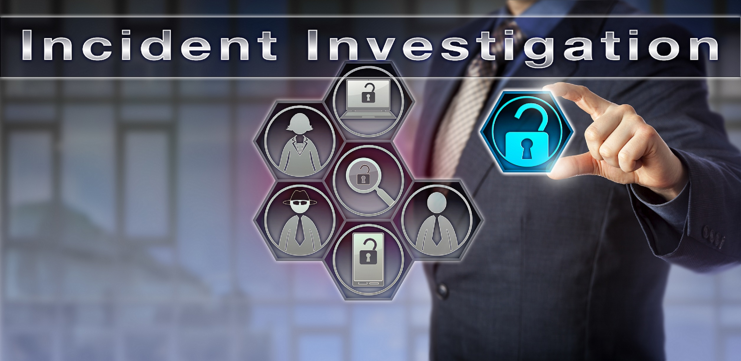 Incident investigations are part of a comprehensive occupational safety and health program.