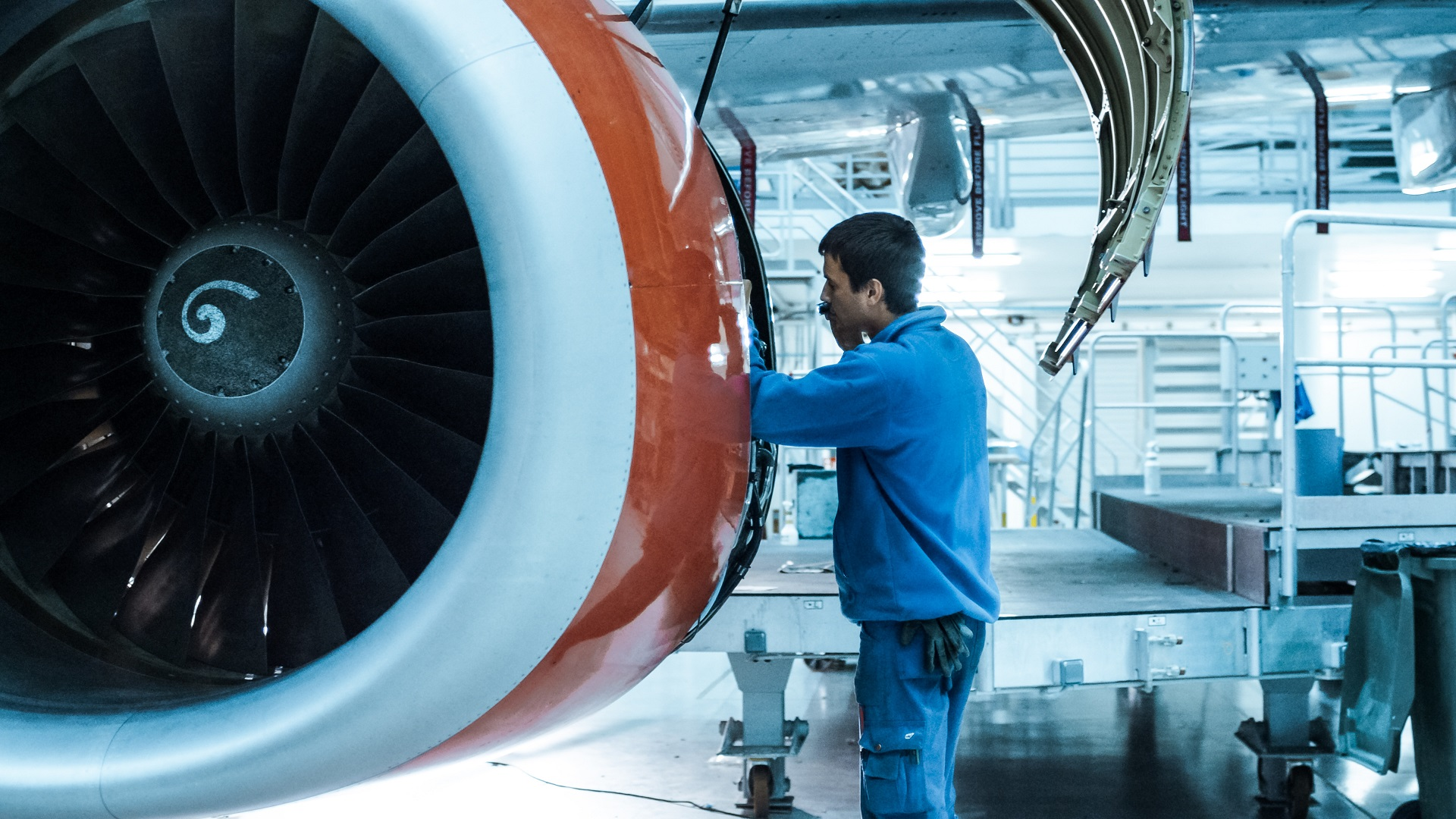 Safety Culture of an Aircraft Maintenance Organization.