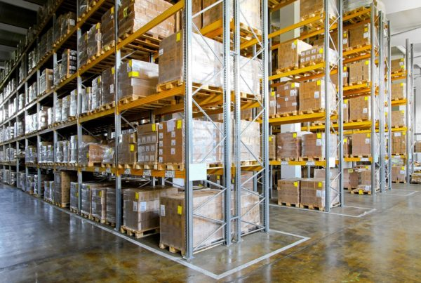 Pallet Racking Inspection