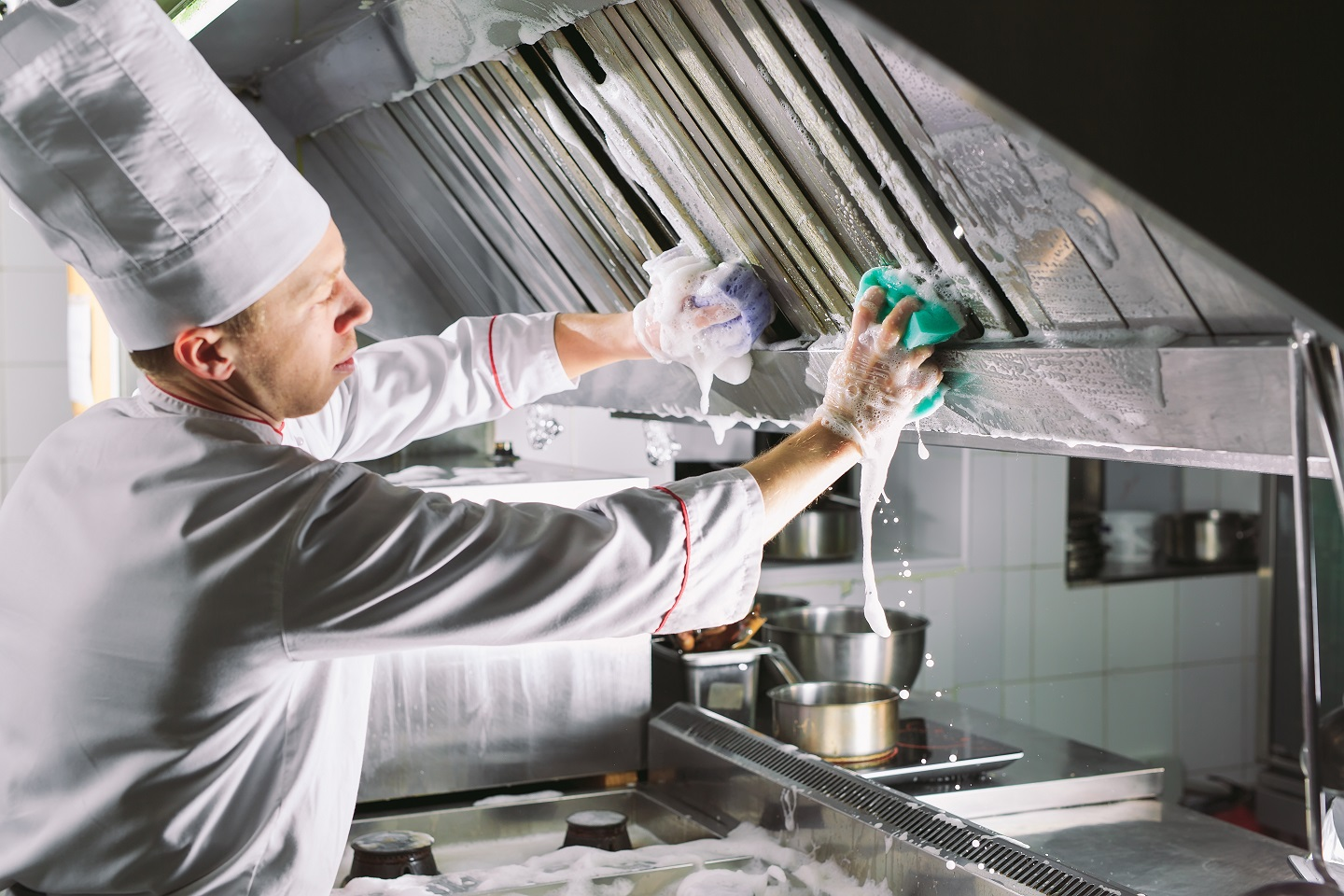 What are the NFPA Kitchen Hood Cleaning Requirements?