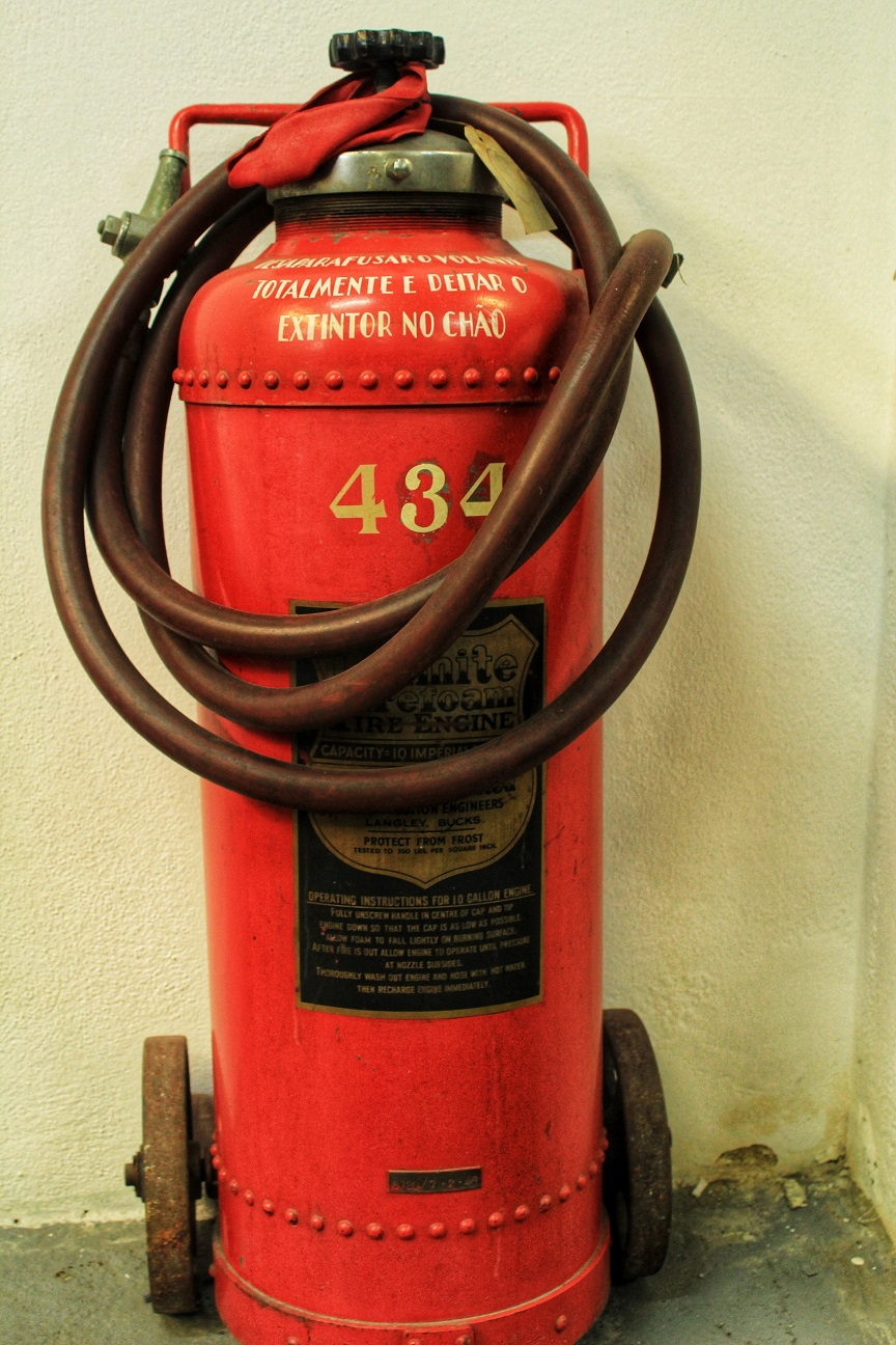 NFPA 10 – Obsolete Fire Extinguishers