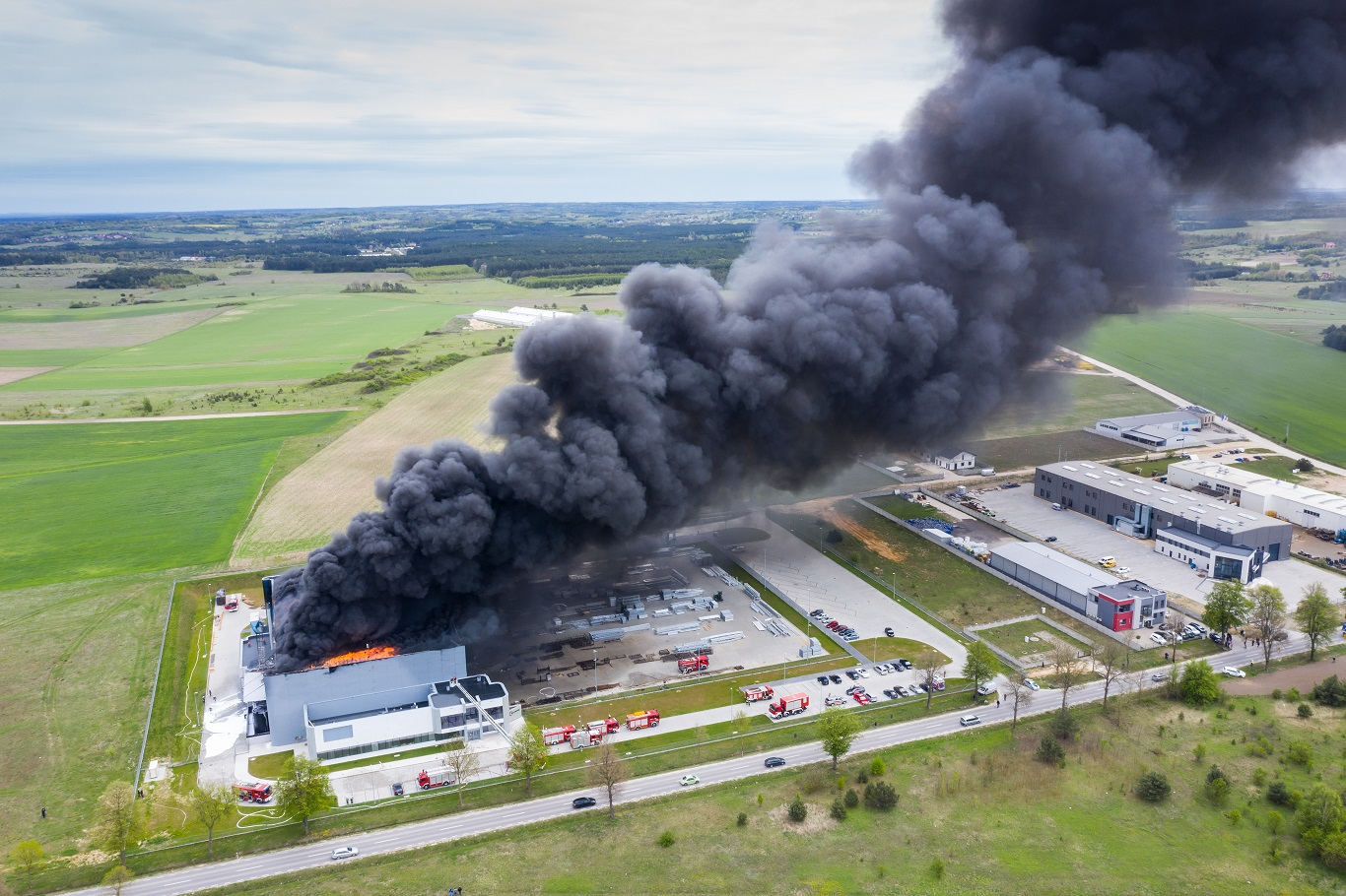 5 Key Areas to Manage within an Industrial Fire Safety Program for 2020