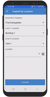 Mobile Inspection App