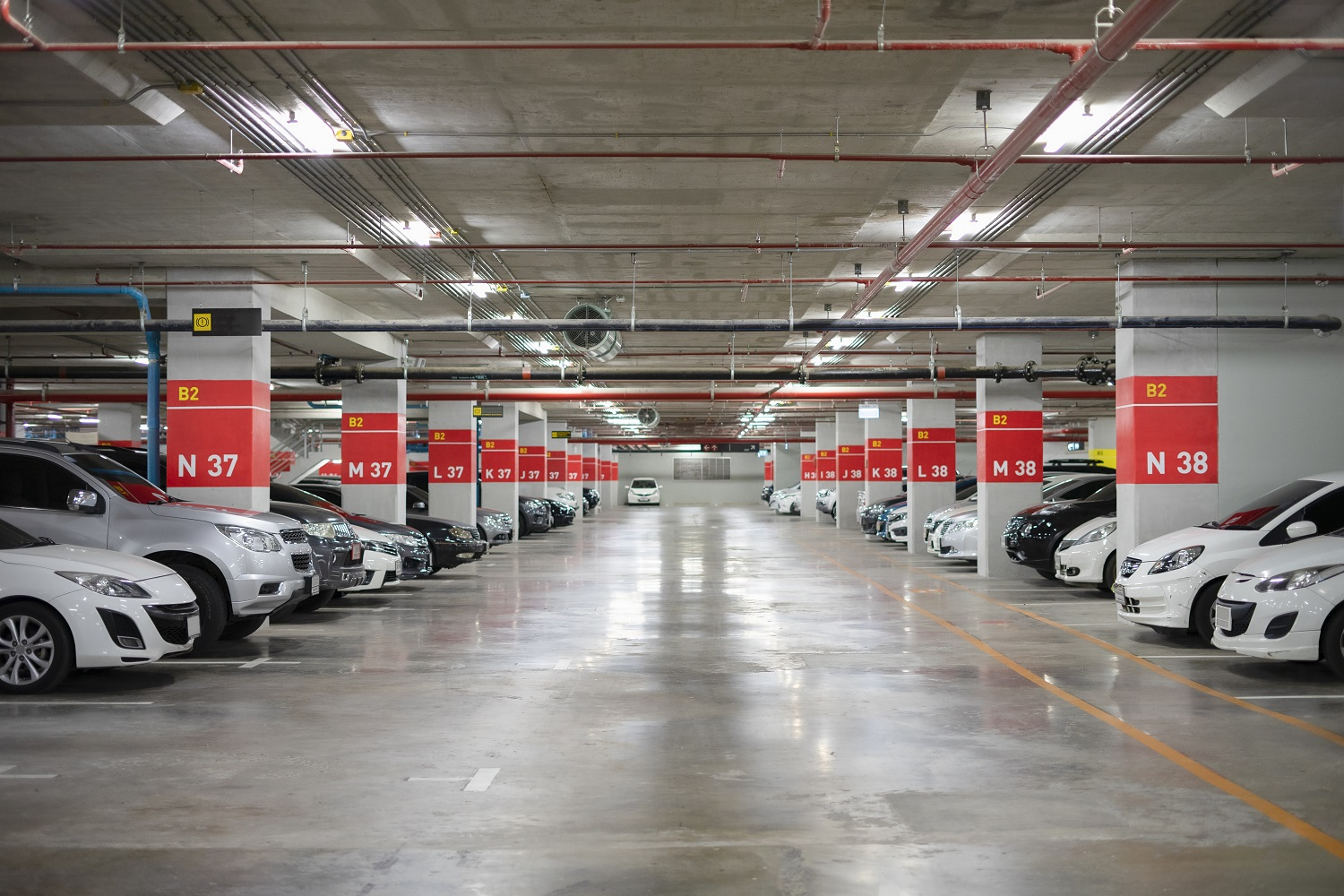 Vehicle Fire Hazards In Parking Garages and Vehicle Carriers