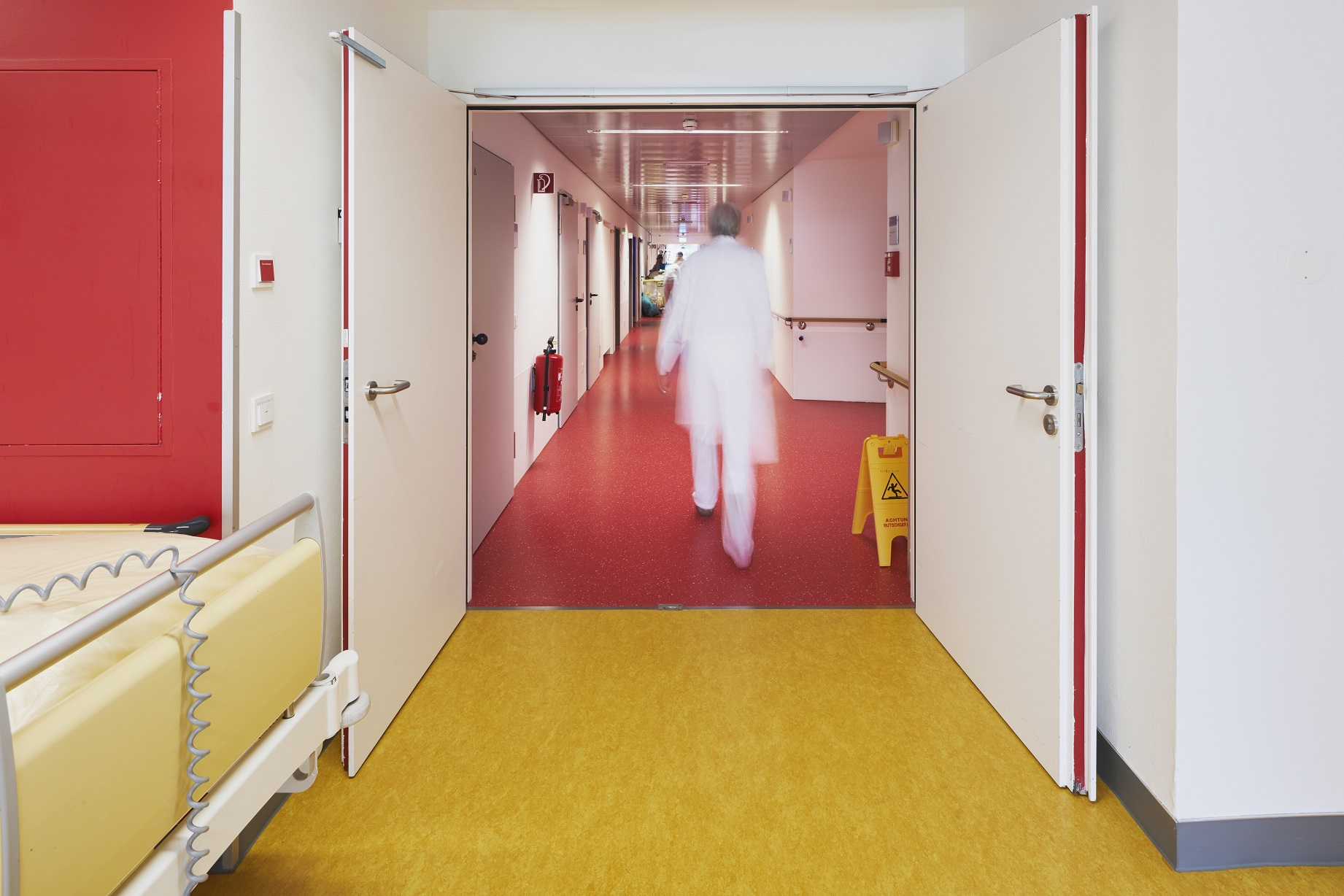 Fire and Life Safety Inspections in Medical Centers and Hospitals