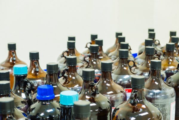 Hazardous Waste from a Laboratory
