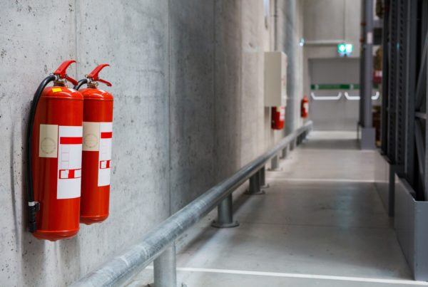 Fire Safety In Industry