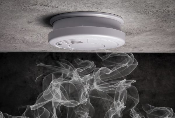 Wireless Fire Detection