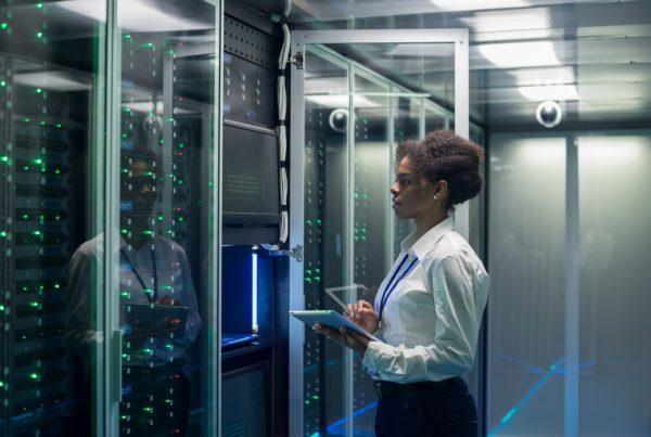 Fire Hazards Within Data Centers