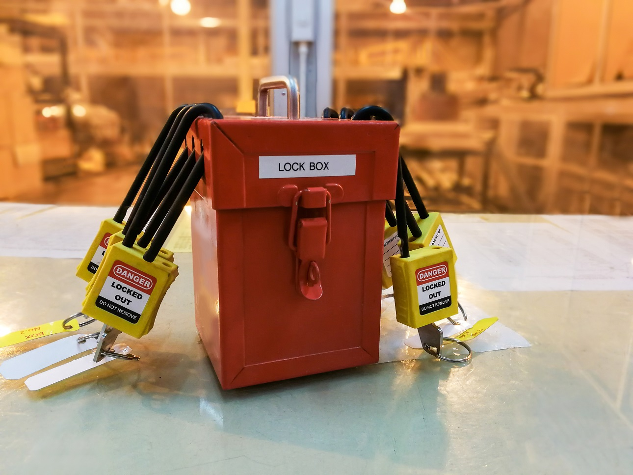 Lockout Tagout Audits – What is Required?