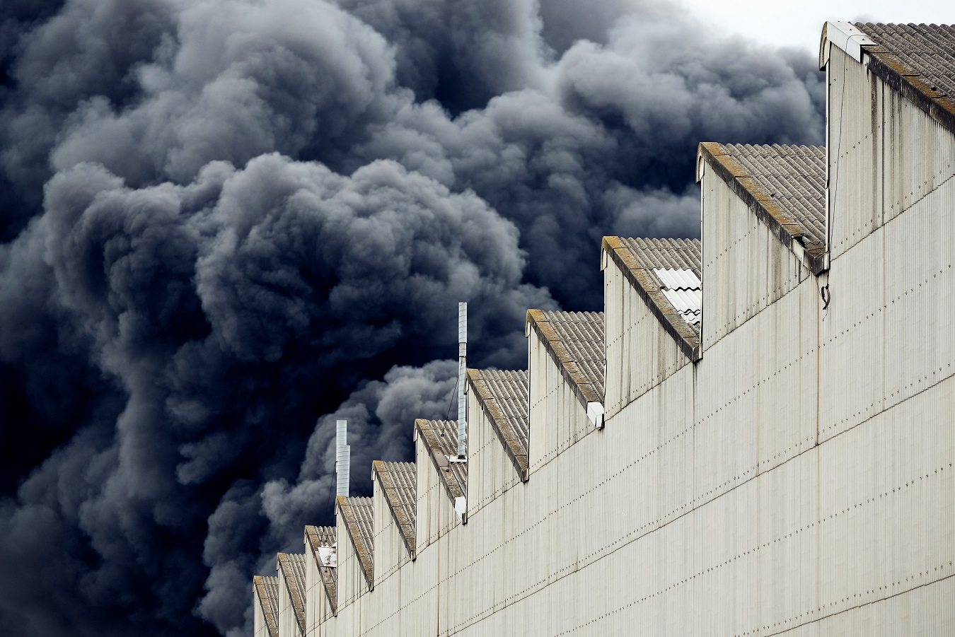 Analysis of Fires in Industrial Facilities or Manufacturing Properties