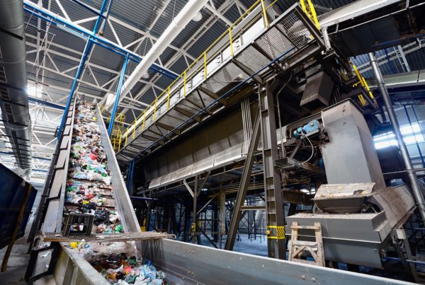 Scalable Recycling Technologies