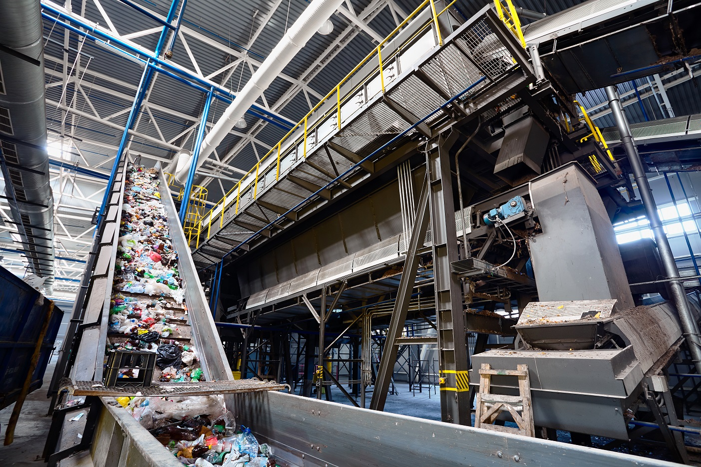 Dow, LyondellBasell and NOVA Chemicals invest in Scalable Recycling Technologies