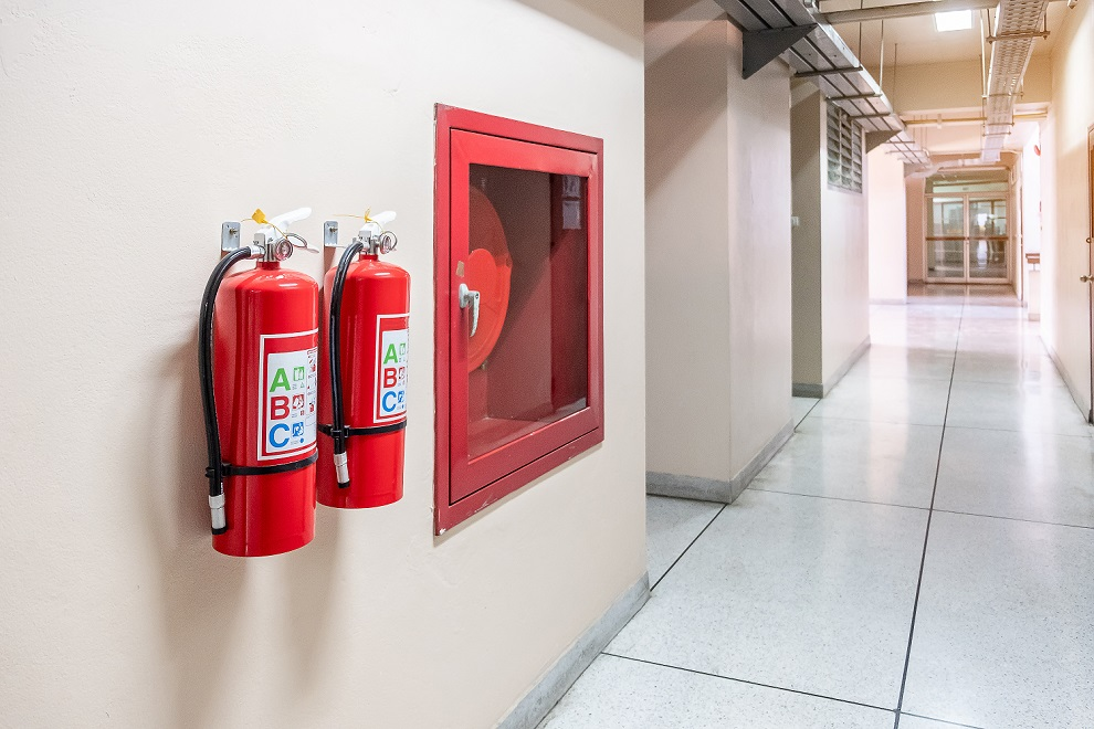 Fire Extinguisher Life Span