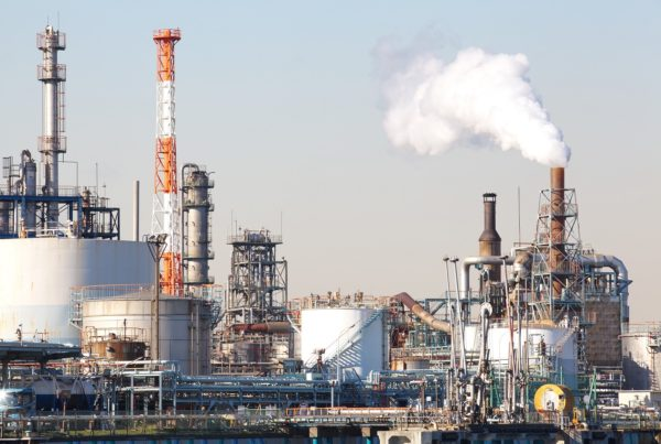 Fire Protection in Oil and Gas Industry