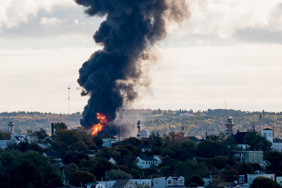 Chemical Plant Fire in Germany Kills at Least 2 People