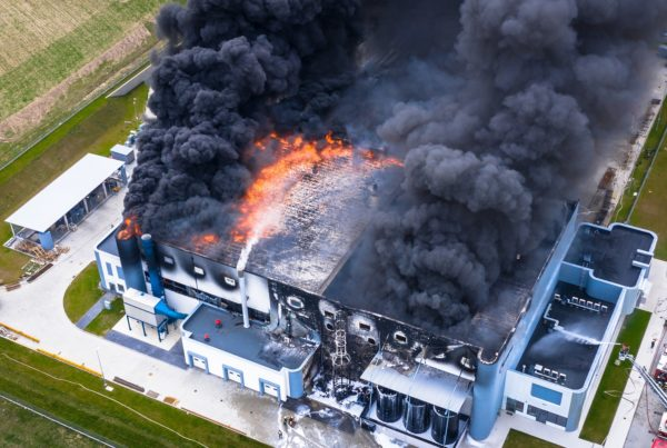 Fire Safety for Manufacturing Plants