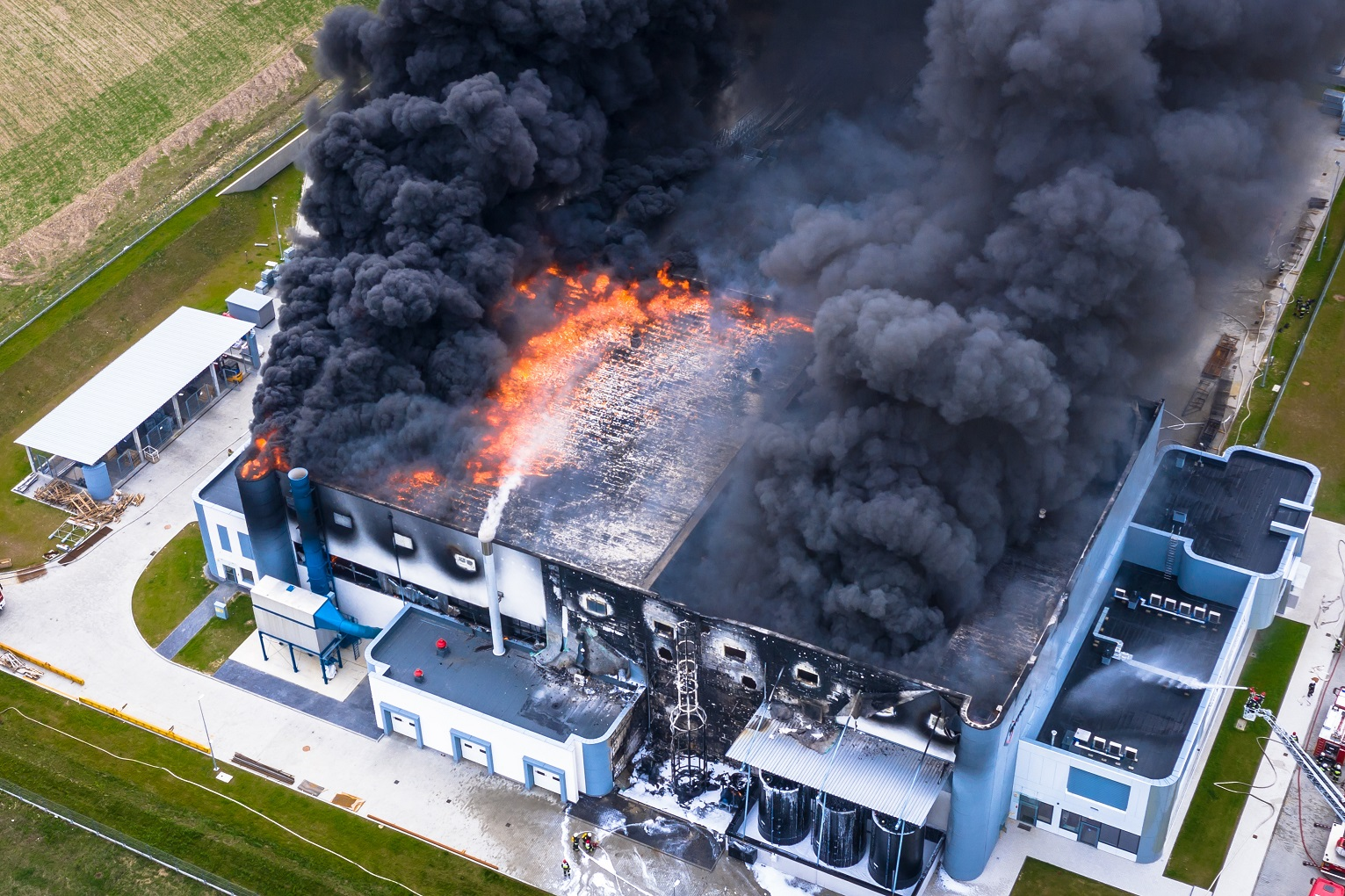 Fire Safety for Manufacturing Plants – Key Actions